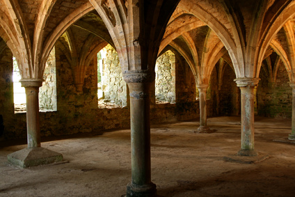 hastings abbey novices' room