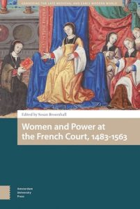 Cover image Women and Power book